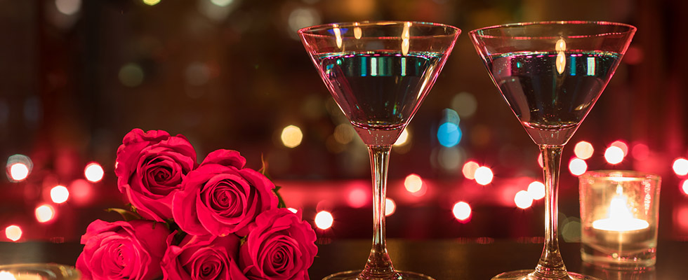 Prove that Romance Isn't Dead with These Valentine's Day Cocktails