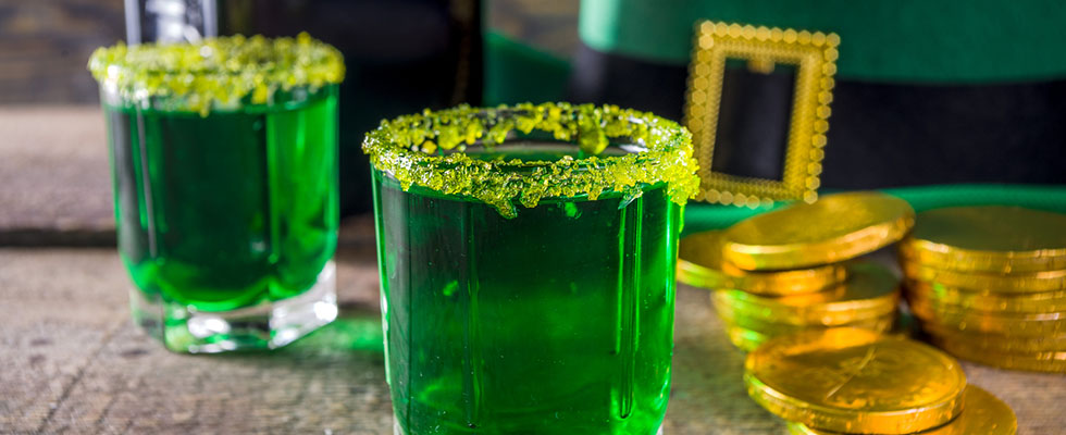 10 Irish Cocktails to Try This St. Patrick's Day