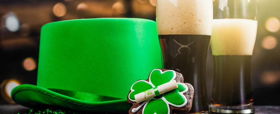 St. Patrick's Day: Why We Drink